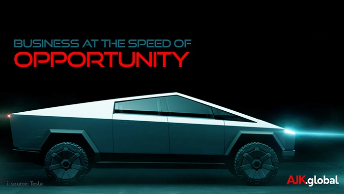 Business at the Speed of Opportunity